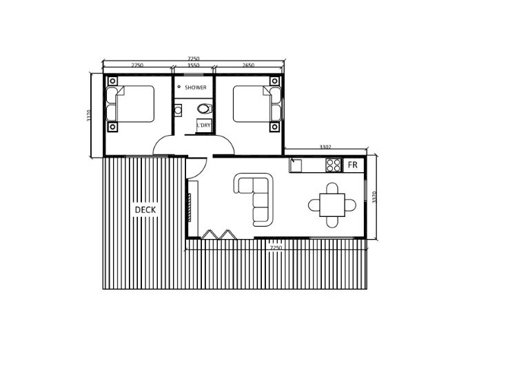 Floor Roof Plan